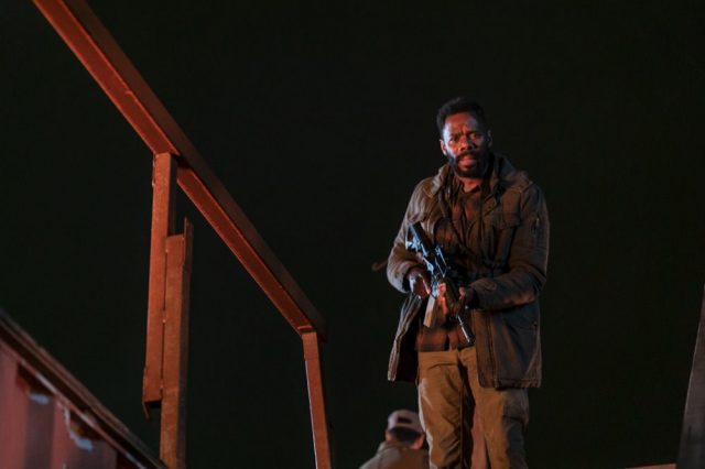 Fear The Walking Dead 4×07 – Colman Domingo como Victor Strand
