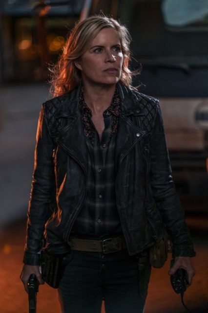 Fear the Walking Dead Temporada 4 Episodio 7 – Kim Dickens como Madison Clark