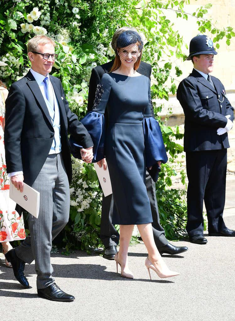 El Elenco De Suits En La Boda De Meghan Markle Y El Príncipe Harry
