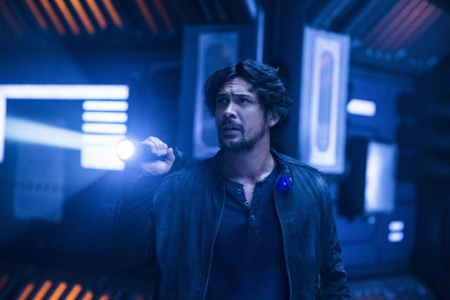 The 100 5×03 – Bellamy Blake (Bob Morley)
