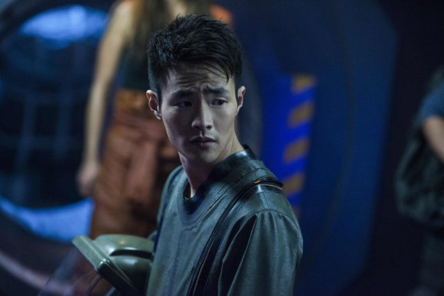The 100 5×03 – Monty Green (Christopher Larkin)