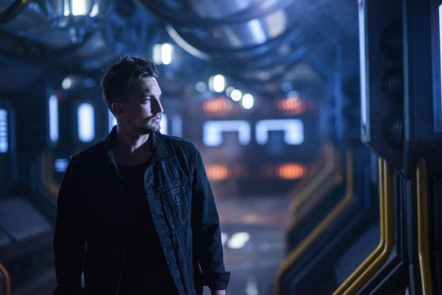 The 100 5×03 – John Murphy (Richard Harmon)