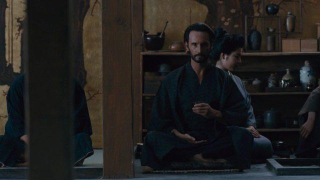 Westworld 2x05 -Rodrigo Santoro como Hector