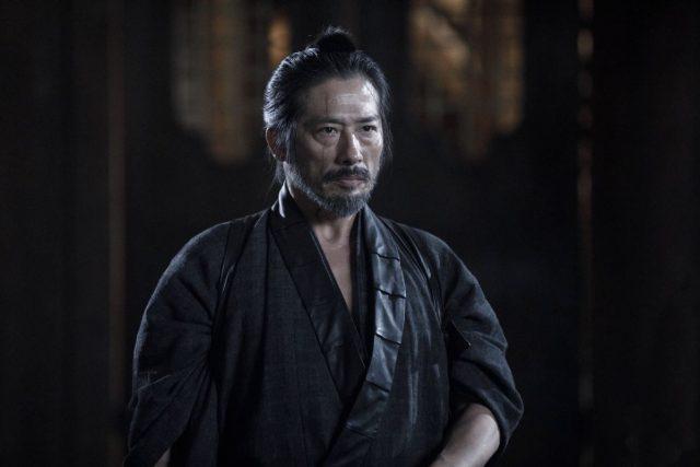 Westworld 2x05 - Hiroyuki Sanada como Musashi