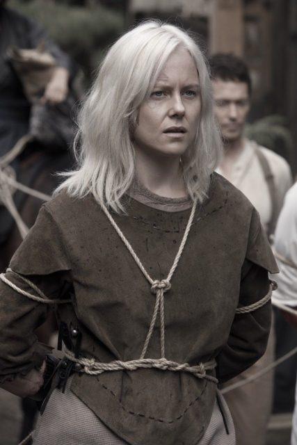 Westworld 2x05 - Ingrid Bolsø Berdal como Armistice