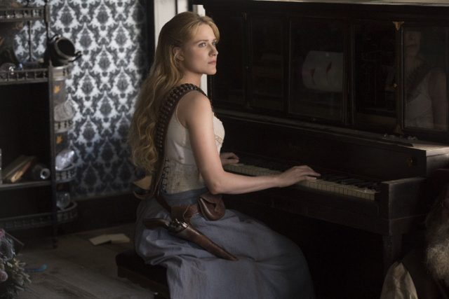 Westworld 2x06 - Evan Rachel Wood como Dolores