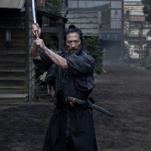 Westworld 2x06 - Hiroyuki Sanada como Musashi