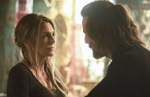 The 100 5x07 - Abby Griffin y Marcus Kane