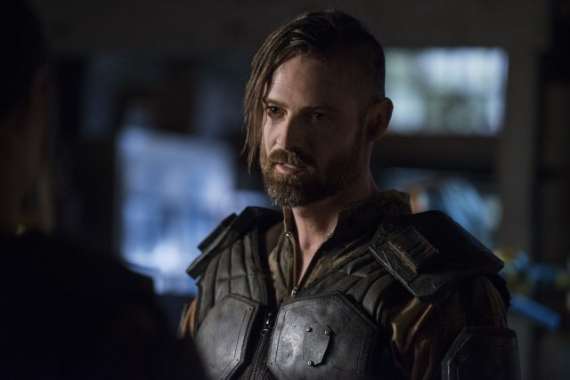 The 100 S05E09 - William Miller como Paxton 'Graveyard' McCreary