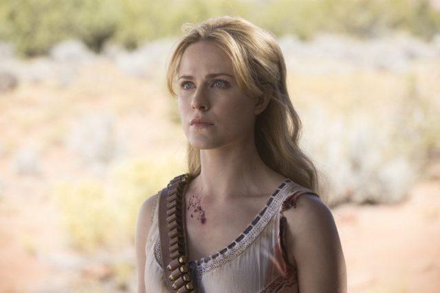 Westworld 2x09 - Evan Rachel Wood como Dolores Abernathy