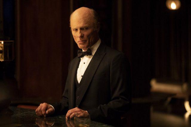 Westworld 2x09 - Ed Harris como el Hombre de Negro