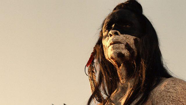 Zahn McClarnon como Akecheta en el final de temporada de Westworld 2x10