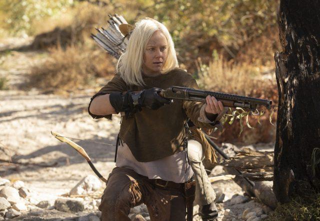 Westworld 2x10 - Ingrid Bolso Berdal como Armistice