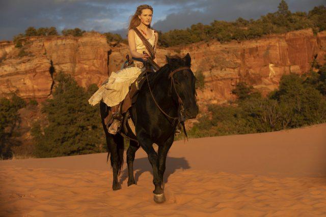Westworld 2x10 Season Finale - Evan Rachel Wood como Dolores Abernathy