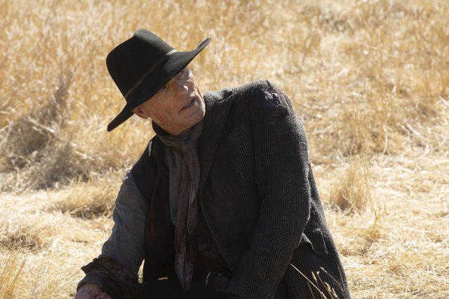 Westworld 2x10 - Ed Harris como el hombre de negro