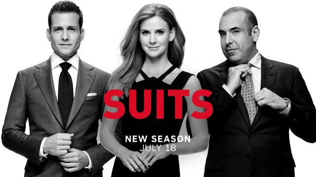 Suits 8x05 Espa&ntildeol Disponible