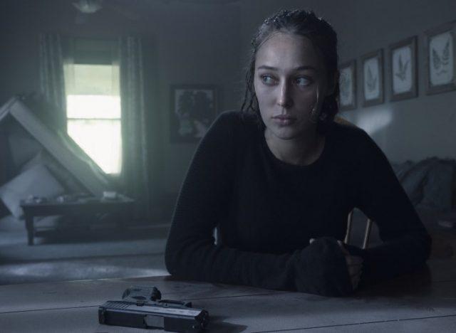 FearTWD 4.10 - Alycia Debnam-Carey como Alicia Clark