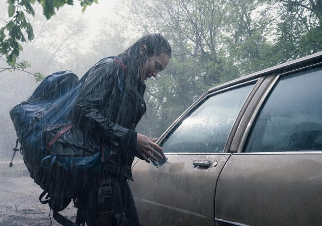 FearTWD 4x10 - Alycia Debnam-Carey como Alicia Clark