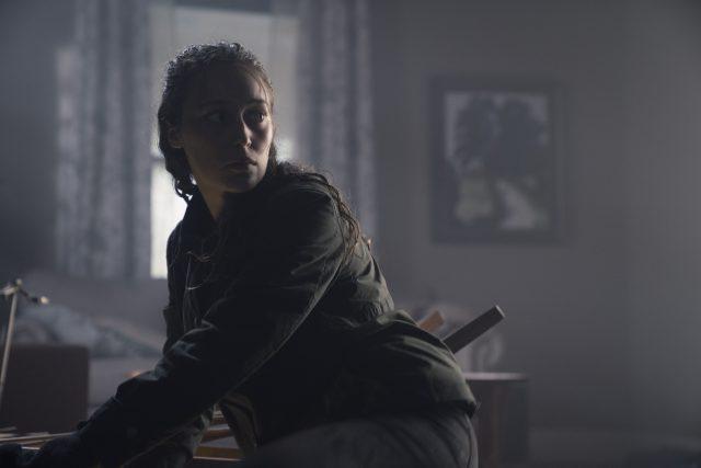 FTWD 4x10 - Alycia Debnam-Carey como Alicia Clark