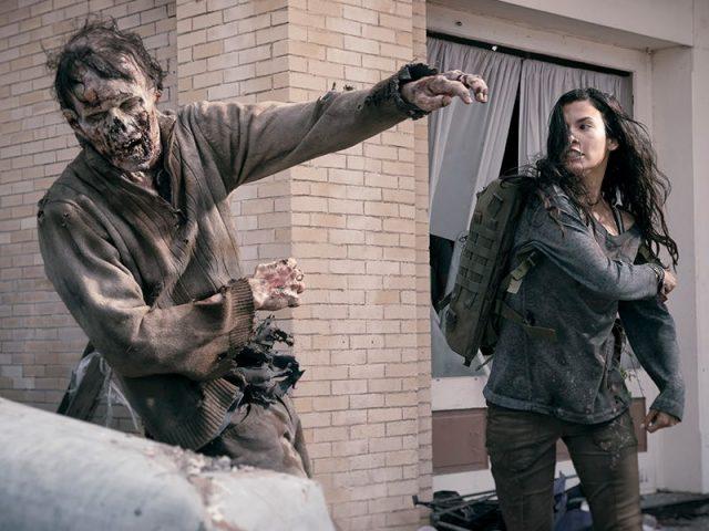 Luciana (Danai Garcia) en FearTWD S04E13