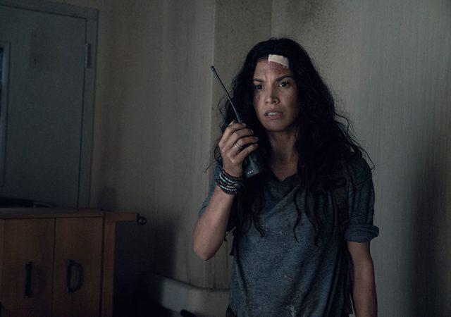 Luciana (Danai Garcia) en FearTWD S04E14