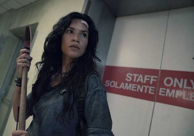 Luciana (Danai Garcia) en FearTWD S04E15