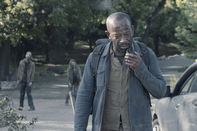 Fear The Walking Dead 4x16 (Final de Temporada)