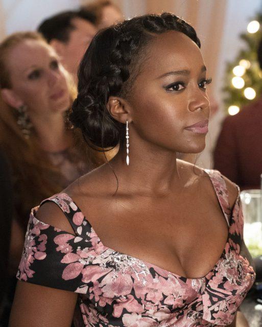Aja Naomi King como Michaela Pratt en HTGAWM 5x03