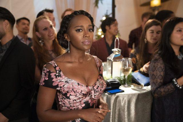 Aja Naomi King como Michaela Pratt en HTGAWM S05E03