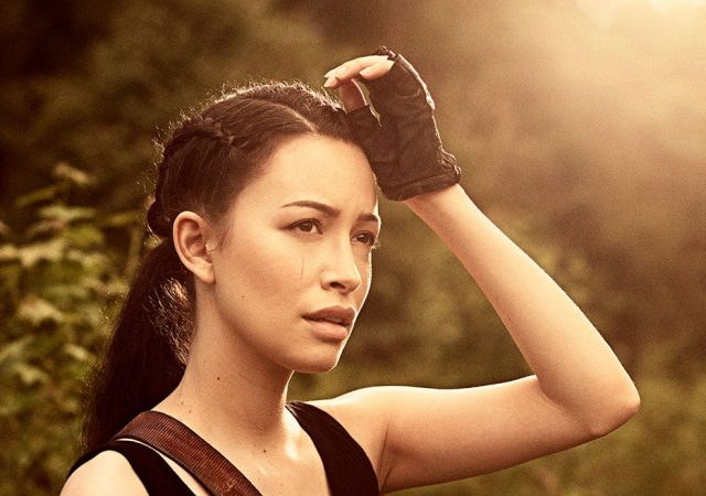 Christian Serratos como Rosita