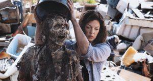 Anne en The Walking Dead 9x04
