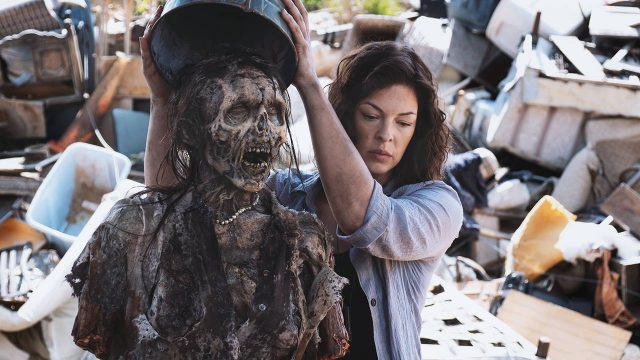 Anne en The Walking Dead 9x04
