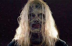 Samantha Morton como Alpha en The Walking Dead Temporada 9 (2019)