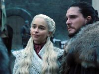 Daenerys y Jon en la temporada final de Game of Thrones