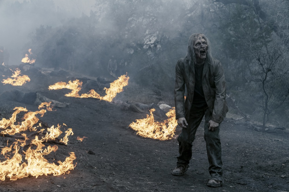 Walkers en Fear the Walking Dead Temporada 5 Episodio 1
