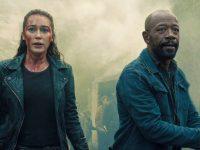 Alicia y Morgan en las primeras imágenes de la quinta temporada de Fear The Walking Dead (FearTWD)