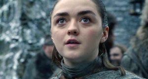 Game of Thrones 8x01 - Arya ve a Drogon
