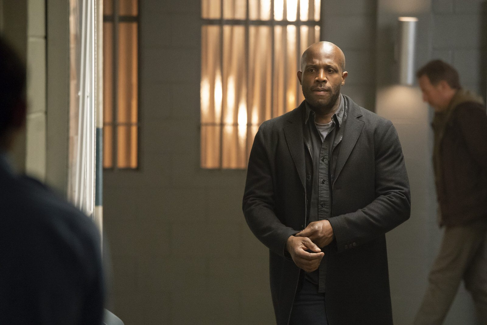 Billy Brown como Nate Lahey en How to Get Away With Murder 5x15 (Season Finale)