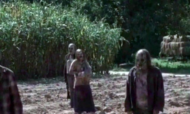 Spoiler The Walking Dead 9x11 - El bebé de los Susurradores