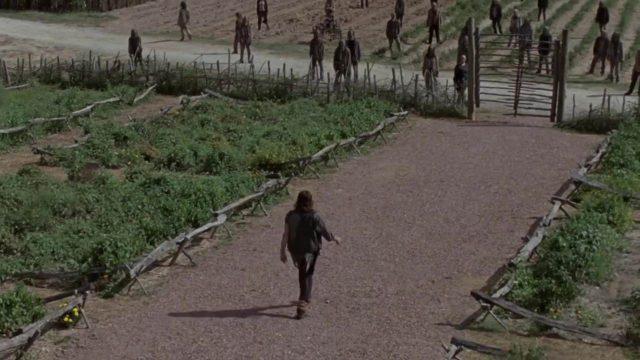 Spoiler The Walking Dead 9x11 - Daryl va a negociar con Alpha, líder de los Susurradores