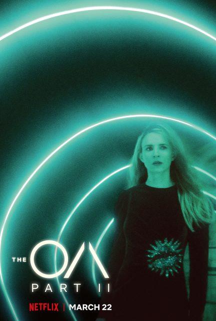 Póster de la segunda temporada de The OA