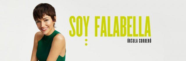 Úrsula Corberó nuevo rostro publicitario de Falabella