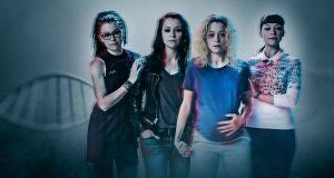 Orphan Black - Cosima, Sarah, Helena y Alison