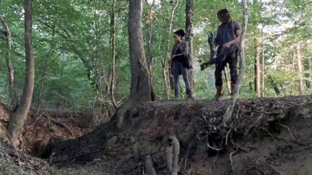 Spoiler TWD 9x12: Daryl, Lydia y Dog buscando a Henry