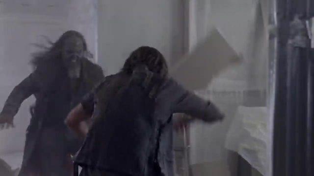 Spoiler The Walking Dead 9x13 - Beta peleando con Daryl