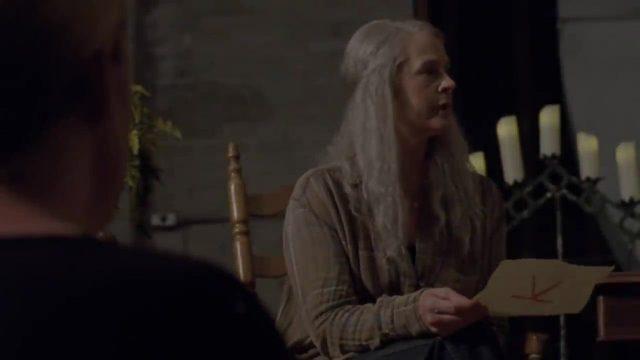 Spoiler The Walking Dead 9x13 - Carol recibe una carta de los Highwaymen