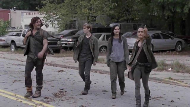 Spoiler The Walking Dead 9x13 - Daryl, Henry, Lydia y Connie