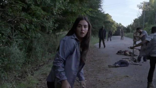 Spoiler The Walking Dead 9x13 - Tara  en la carretera