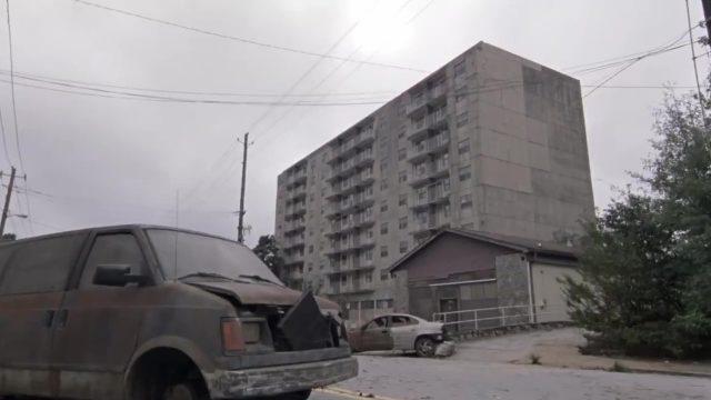 Spoiler The Walking Dead 9x13 - Edificio abandonado