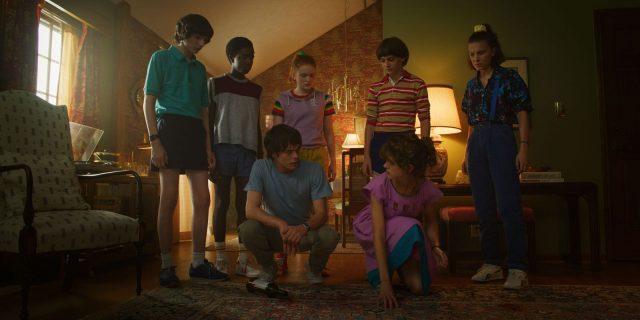 Stranger Things Temporada 3 - Netflix 2019